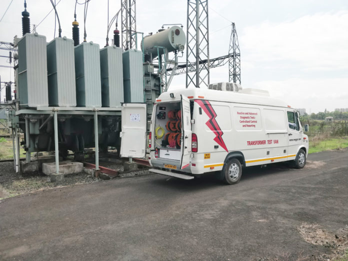 Electricity, Transformers, Motors, Switchgear, Cables, electrical wires, Meter & Measuring Instruments | Transformer condition assessment with an integrated test van - Electrical India Magazine on Power & Electrical products, Renewable Energy, Transformers, Switchgear & Cables