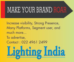 Lighting India Ad