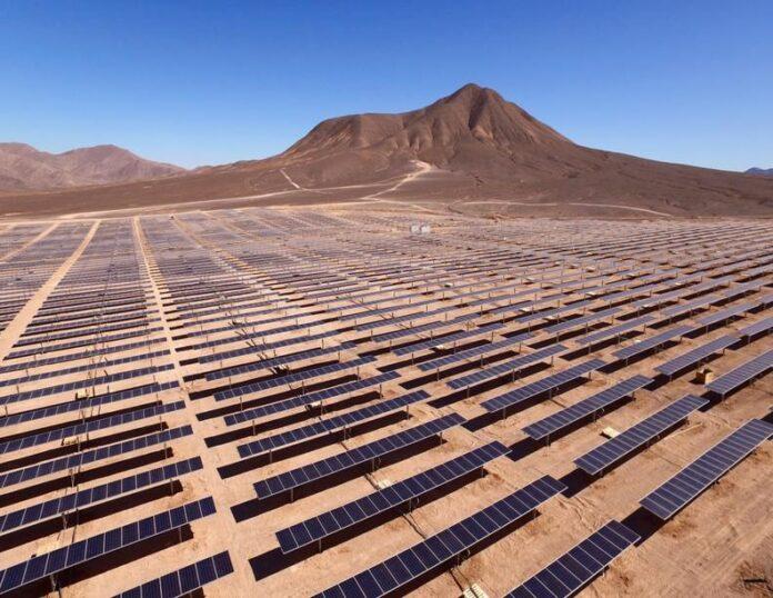 Shanghai Electric Solar Park Nextracker Technology